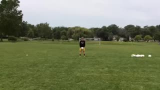 Standing Throw In